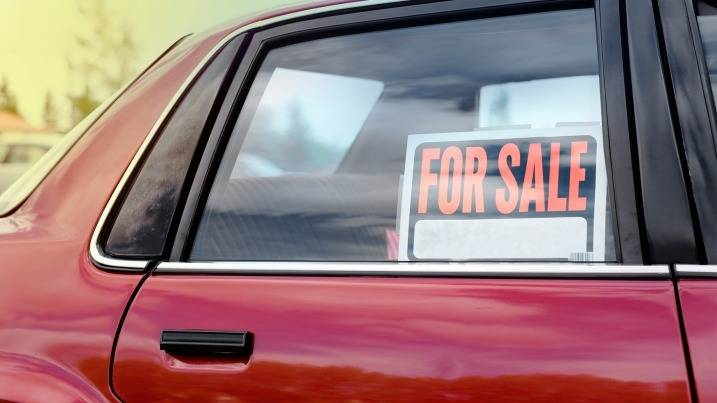 Selling A Used Car in Perth